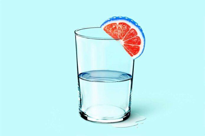 Saiba como enriquecer bebendo água