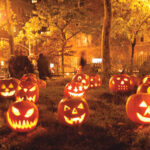 O mês do Halloween foi um pouco nebuloso para a bolsa